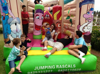Jumping Rascals (1) - Children & Families