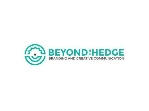 Beyond The Hedge - Webdesign