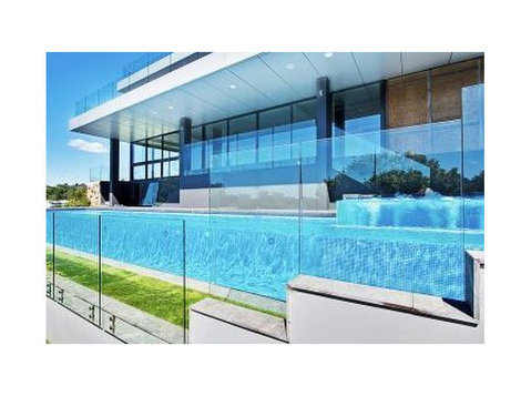 Dimension One Glass - Swimming Pools & Baths