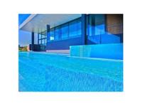 Dimension One Glass (2) - Swimming Pools & Baths