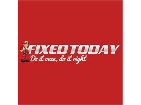 Fixed Today Plumbing - Plumbers & Heating