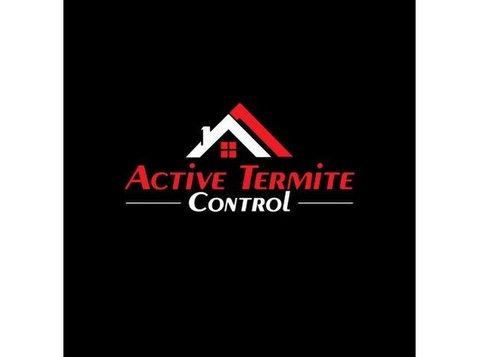 Active Termite Control - Home & Garden Services
