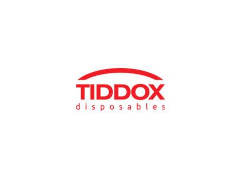 Tiddox Disposables - Curăţători & Servicii de Curăţenie