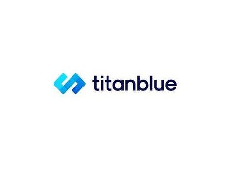 Titan Blue Australia - Webdesign