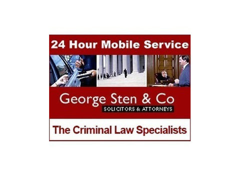 Criminal Lawyers Sydney George Sten & Co - Lawyers and Law Firms
