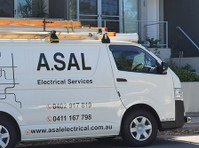A.sal Electrical Services (1) - Electricians