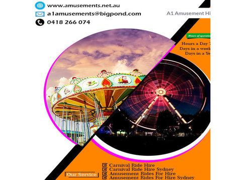 A1 Amusement Hire - Children & Families