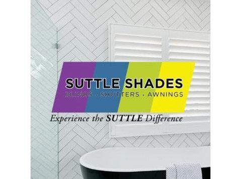 Suttle Shades Luxaflex - Shopping