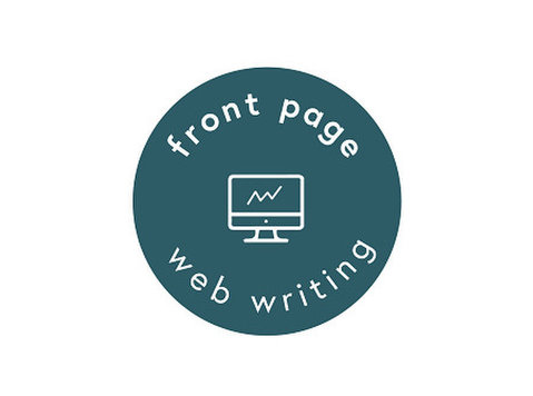 Front Page Web Writing - Marketing & PR