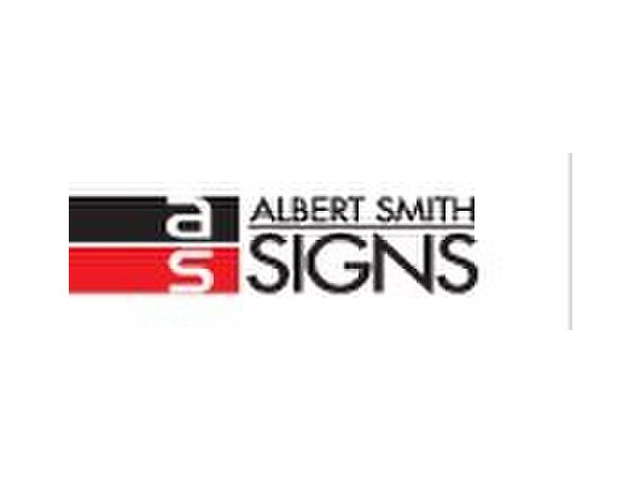 Albert Smith Signs - Print Services