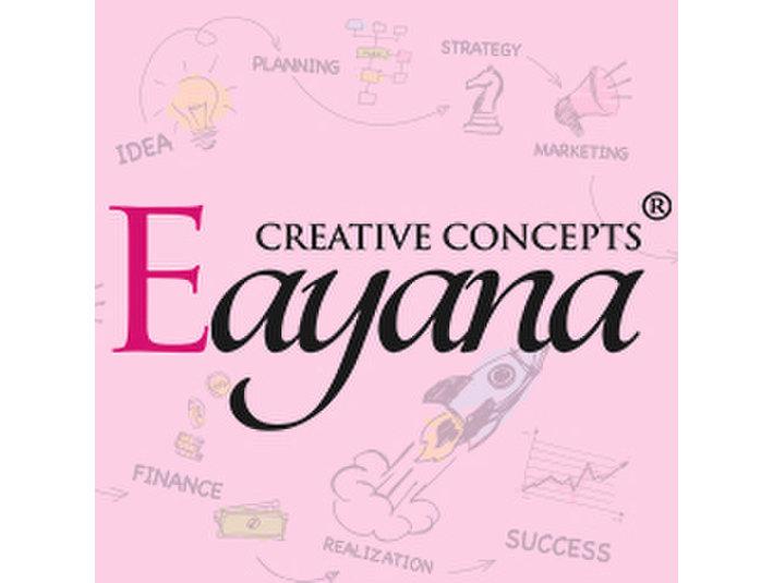 Diwakar Saraswat, Eayana Creative Concepts - Webdesign