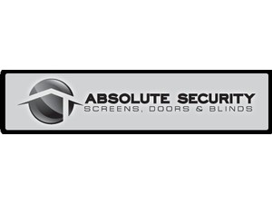 Absolute Security Screens Doors and Blinds - Windows, Doors & Conservatories