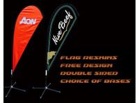 Flags & Canopies Australia (4) - Advertising Agencies