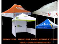 Flags & Canopies Australia (5) - Advertising Agencies