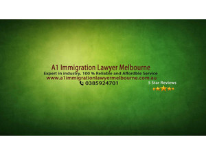 A1 Immigration Lawyer Melbourne - Lawyers and Law Firms