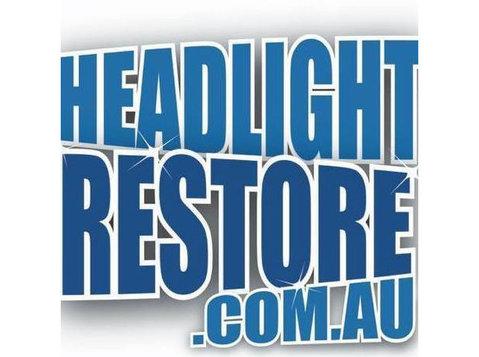 Headlight Restore - Car Repairs & Motor Service