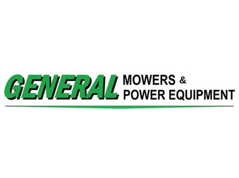 General Mowers & Power Equipment - Home & Garden Services