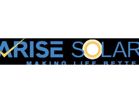 Arise Solar - Solar, Wind & Renewable Energy