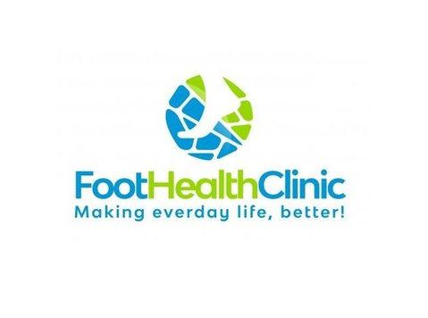 Foot Health Clinic - Alternative Healthcare