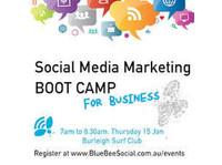 Blue Bee Social - Online Marketing Services Gold Coast (2) - Marketing & PR
