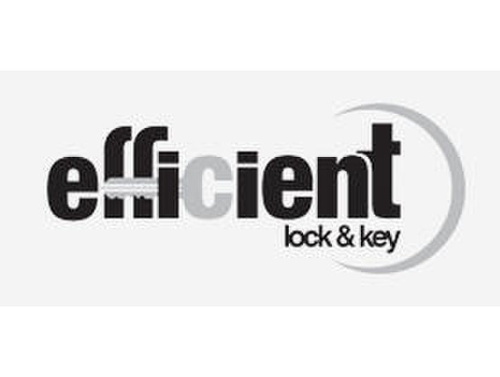 Efficient Lock and Key - Security services
