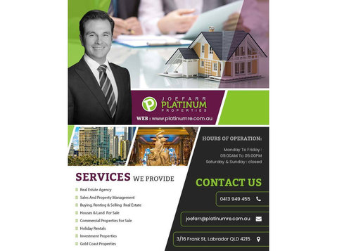 Houses For Sale Labrador | Joe Farr Platinum Properties - Property Management