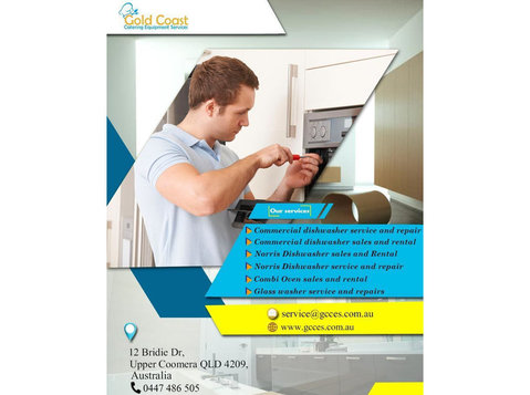 Commercial Oven service and repair Southport - Electricians