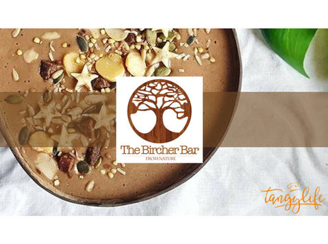 The Bircher Bar - Organic food