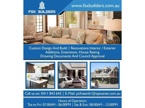 Home Interior Renovations Brisbane | Fsx Builders - Building & Renovation