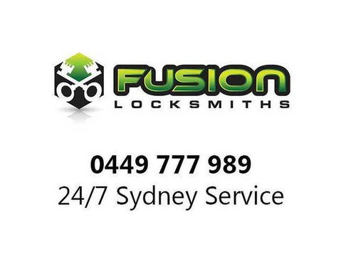 Fusion Locksmiths - Security services