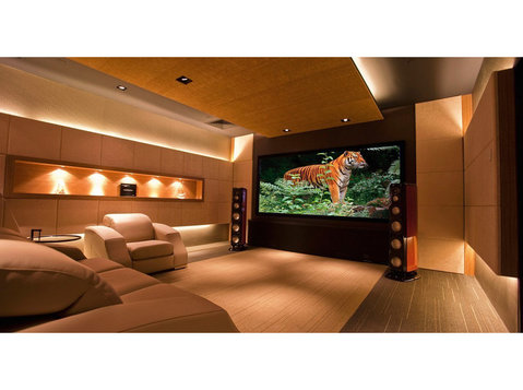 Bose Music System Eumundi | Integrated Sound & Vision - Movies, Cinemas & Films