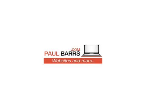 Paul Barrs - Webdesign