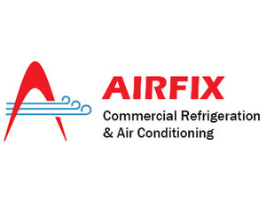 Airfix Commercial Refrigeration & Air Conditioning - Electrical Goods & Appliances