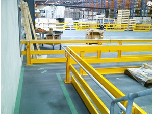 Verge Safety Barriers - Office Supplies