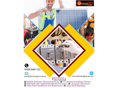 Solar Panel Repairing & Cleaning Murray Bridge | Electrical - Electricians