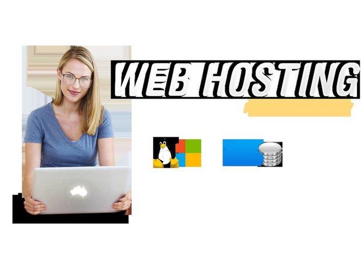 EZiHosting - Webdesign