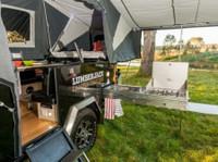 Lumberjack Camper Trailers (8) - Camping & Caravan Sites