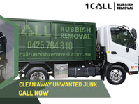 1Call Rubbish Removal (1) - Removals & Transport