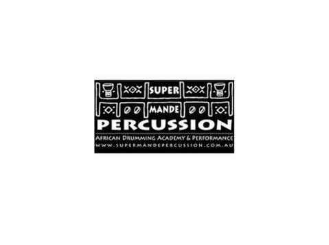 Super Mande Percussion - Music, Theatre, Dance