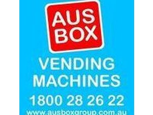 Ausbox Vending Machines - Office Supplies
