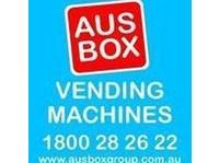 Ausbox Vending Machines - Office Supplies