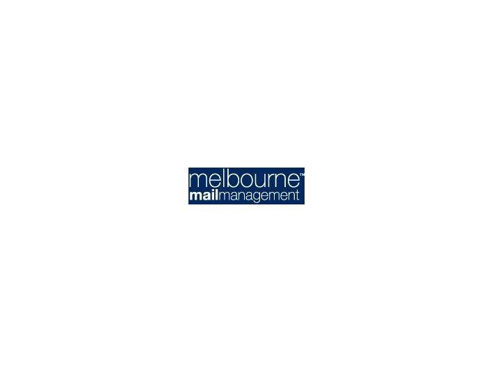Melbourne Mail Management - Poštovní služby
