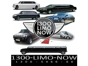 1300 Limo Now Online - Car Rentals