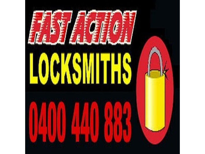 Fast Action Locksmiths - Security services