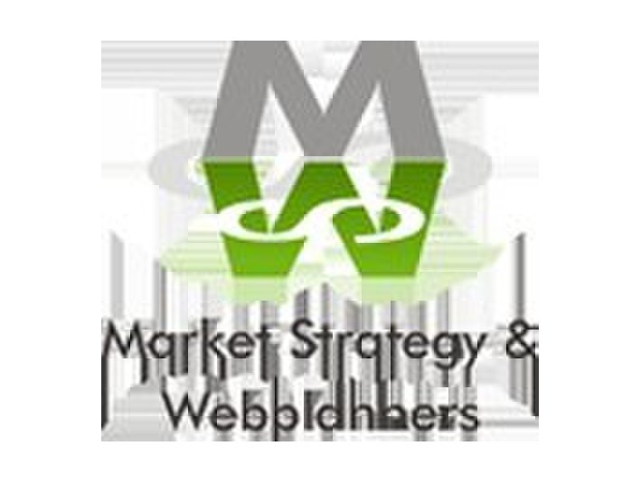 Market Strategy and Webplanners - Webdesign