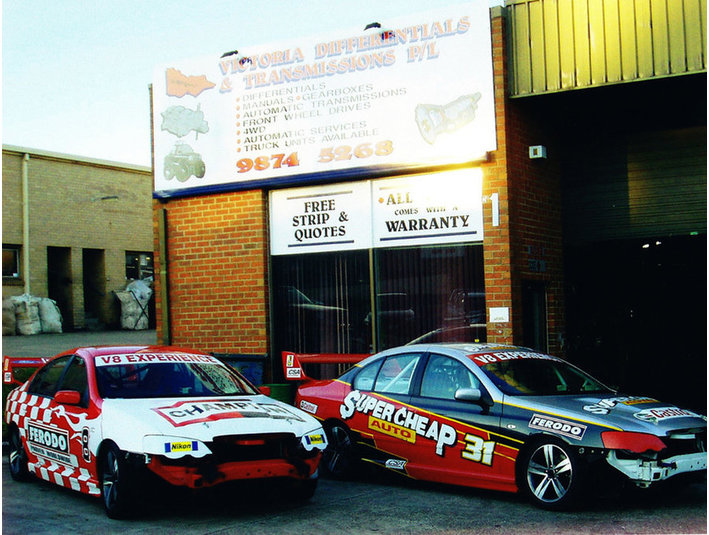 Victoria Differentials and Transmissions - Car Repairs & Motor Service