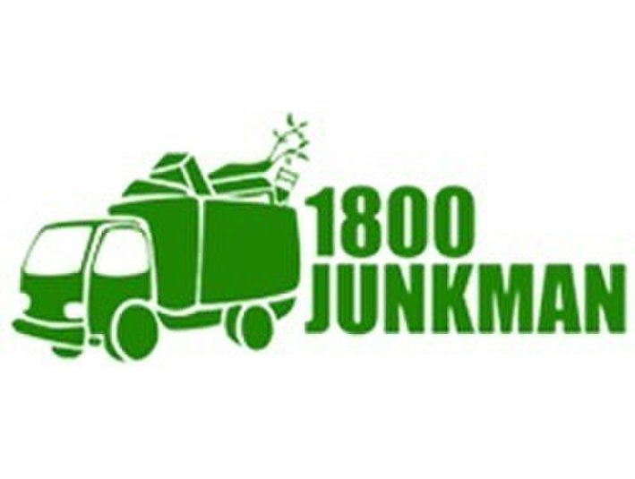 1800 JunkMan - Removals & Transport