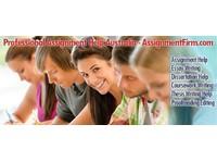 Assignment Help Firm Sydney - Essay Writing (1) - Tutors