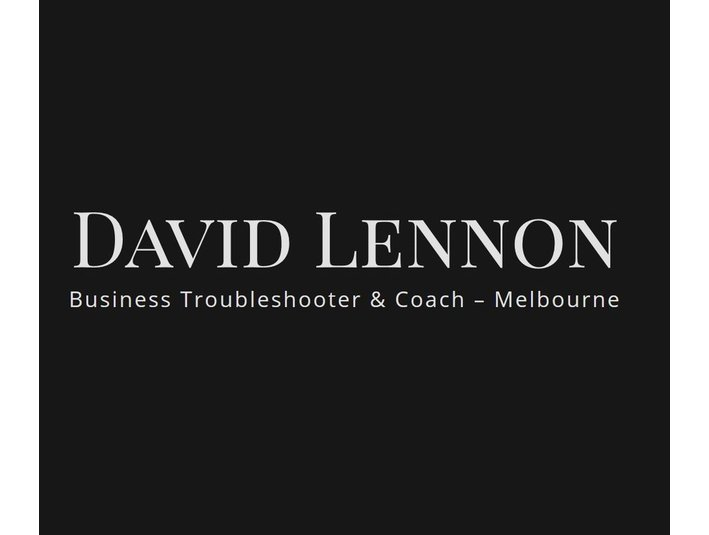 David Lennon A Business Coach - Coaching & Training