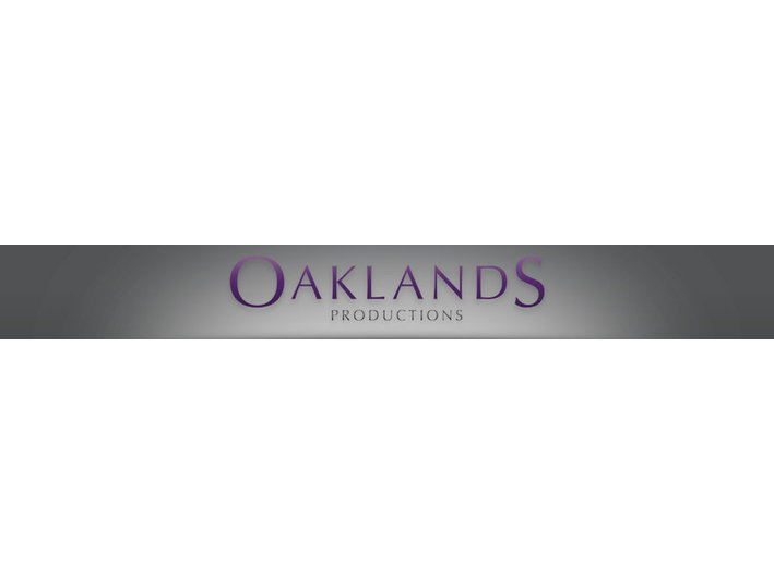 Oaklands Productions - Photographers